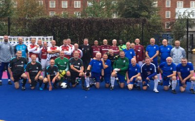 Walking Football: Fitness, Fun & Friends
