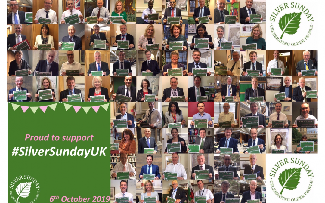 MPs Supporting Silver Sunday