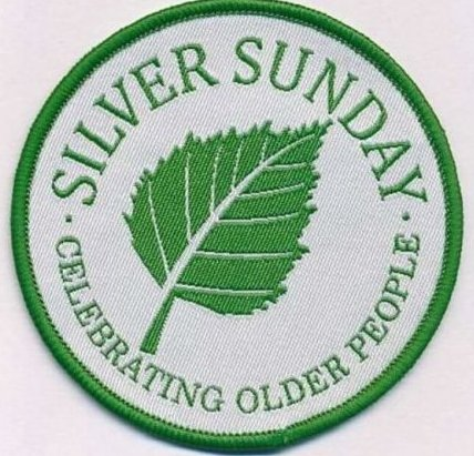 The NEW Silver Sunday Scout Badge