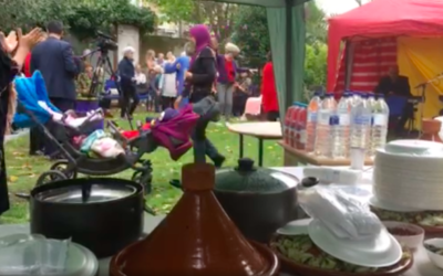 Moroccan Garden Party with Al-Hasaniya Moroccan Women's Centre