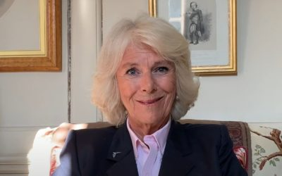 HRH The Duchess of Cornwall sends message of support for Silver Sunday
