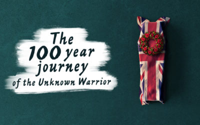 Centenary of the burial of the Unknown Warrior